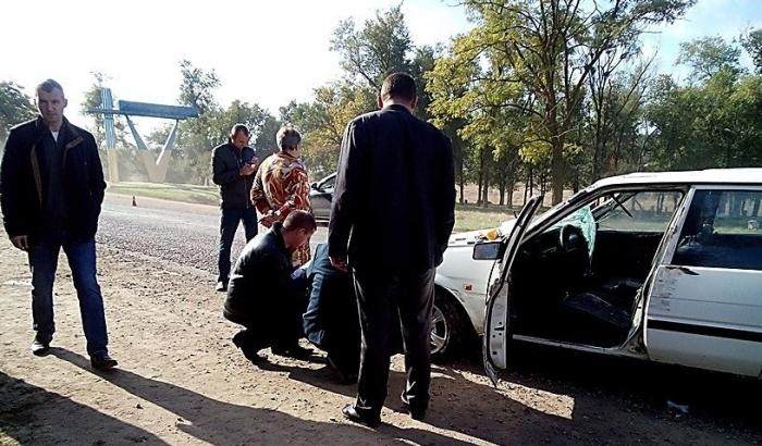 Пьяный коп насмерть сбил пешехода и вызвал коллег
