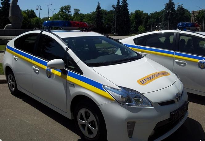 Стрельба в Киеве: неизвестный пытался попасть в полицейских (фото)