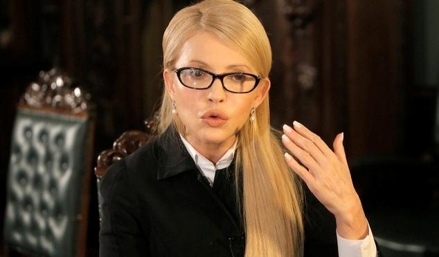 Тимошенко заявила, что Гонтарева уничтожила страну