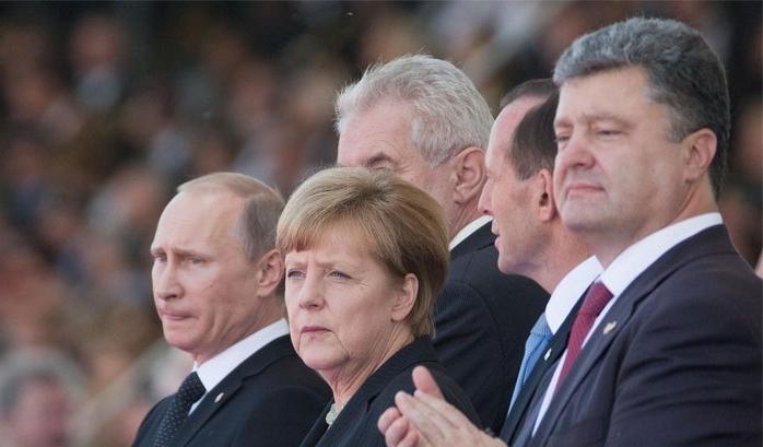 Порошенко встретится с Путиным