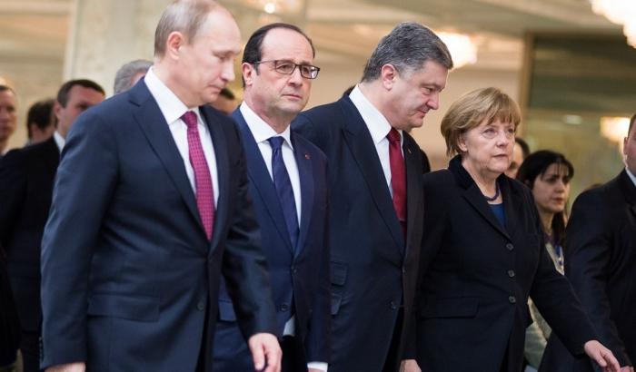 Чего Украине ждать от встречи лидеров «нормандской четверки»