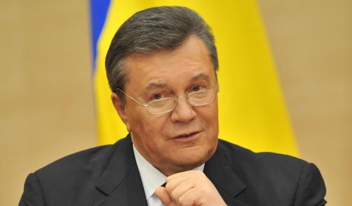Суд по Януковичу проходит в закрытом режиме