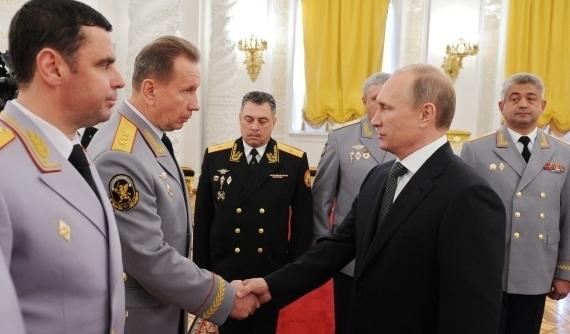 Эксперт назвал фаворита Путина