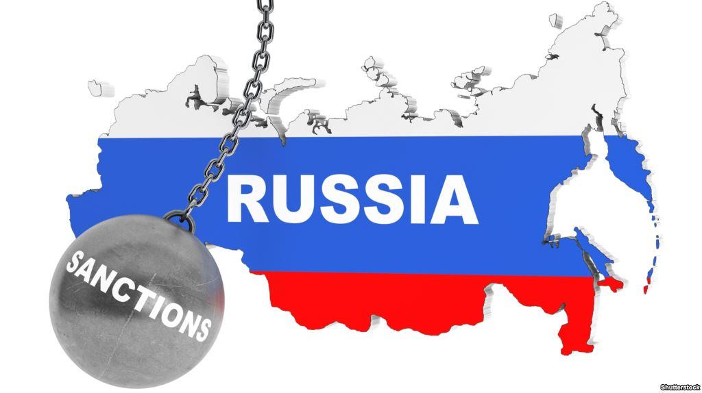 Дополнительные санкции Украины против РФ действуют с сегодняшнего дня