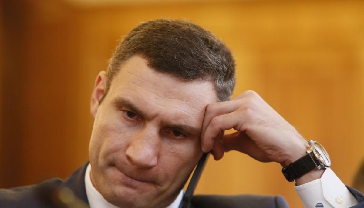 А у меня только велосипед и больше ничего: декларация Кличко вызвала  смех у всех граждан