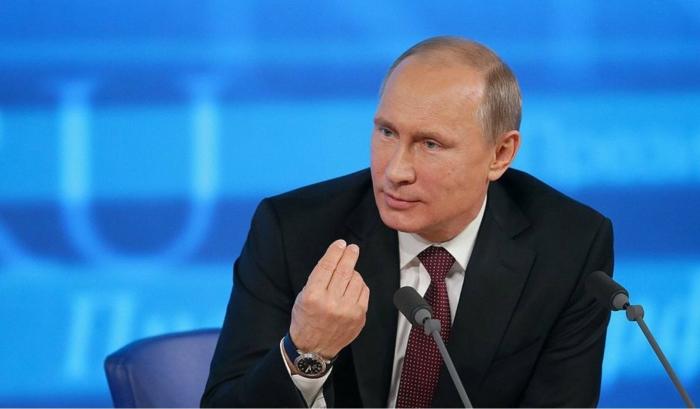 Путин открыто оскорбил украинцев (видео)