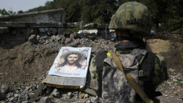 Ситуация в зоне АТО обостряется : украинские воины понесли непоправимый ущерб