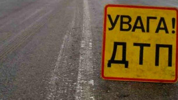 Машина с украинскими морпехами попала в серьезную аварию