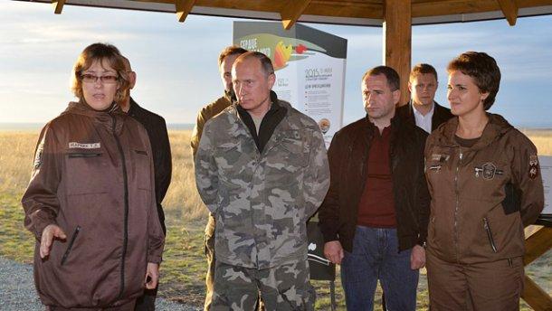У Путина обнаружили элитную дачу в Карелии