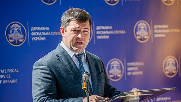 Гройсману передали данные о коррумпированности Насирова