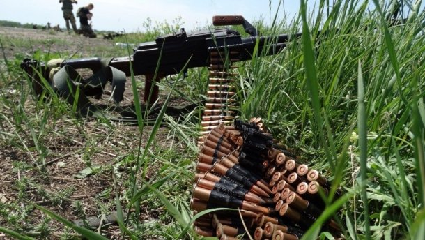 В Минобороны озвучили количество обстрелов в зоне АТО
