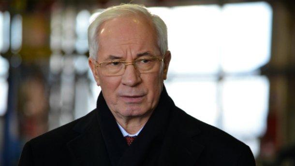 Азарова таки оставили без украинской пенсии