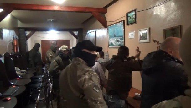 Террористы вербовали боевиков для войны на Востоке Украины в подпольном казино