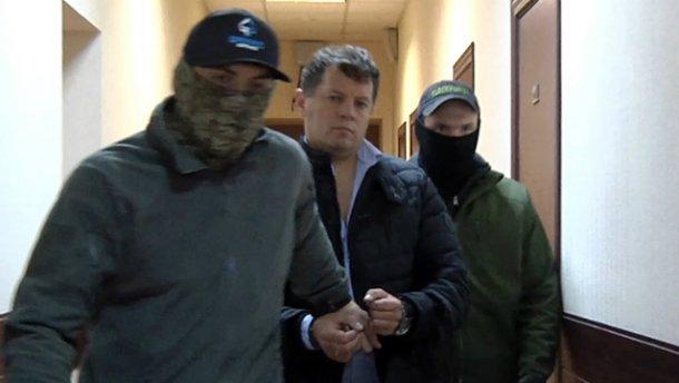 Адвокат Сущенко рассказал, о чем успел с ним поговорить