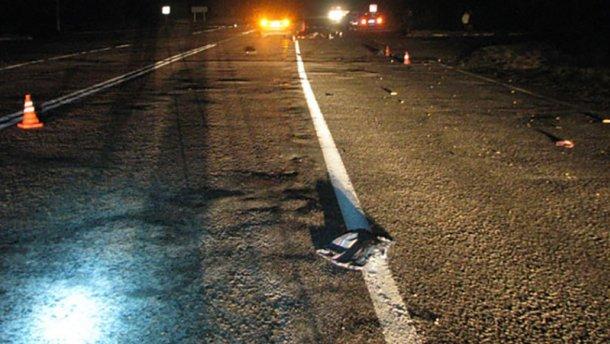 Пьяный водитель сбил маму с 3-летним ребенком
