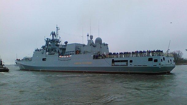Россия устроила ракетные стрельбы в оккупированном Крыму