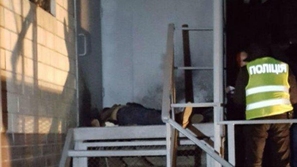 Неизвестный мужчина подорвал себя гранатой: появились фото