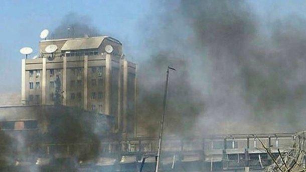 В Сирии снова обстреляли из минометов Посольство России
