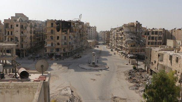 В Алеппо школу накрыли ударами: погибли дети