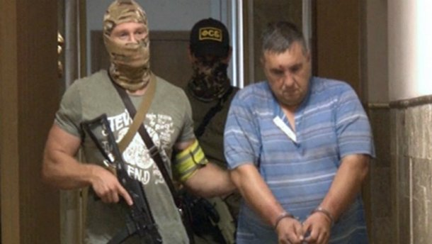 «Крымских диверсантов» тайно вывезли в Москву