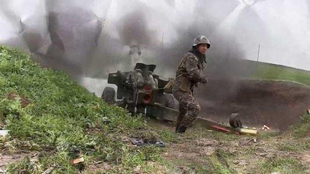 Широкино, Водяное и Лебединское оказались под шквальным огнем артиллерии, – штаб АТО