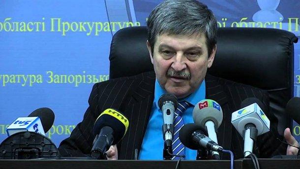 Одного из главных прокуроров Украины уволят за слив информации