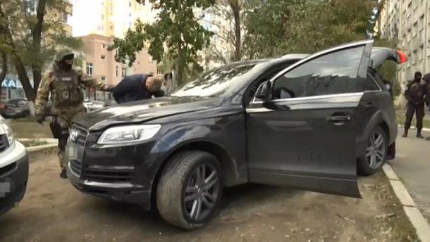 В Одесской области полицейские разоблачили группу вооруженных иностранцев