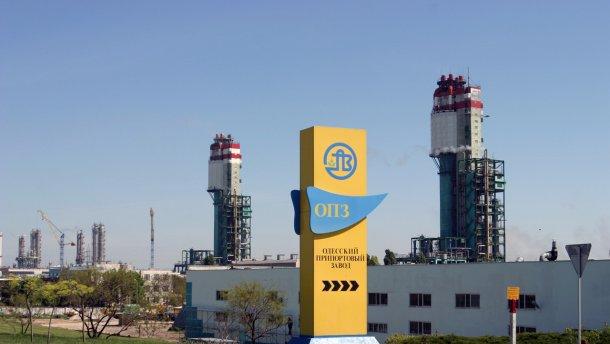 Кабмин обвалил цену на Одесский припортовый завод