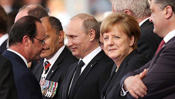 Эксперт рассказал, что может достичь «нормандская четверка» в Берлине