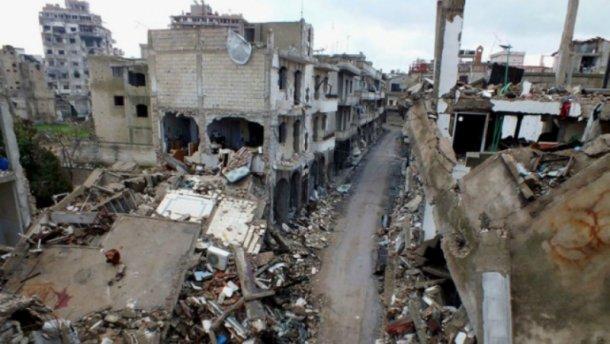Сегодня в Сирии объявили перемирие на 11 часов