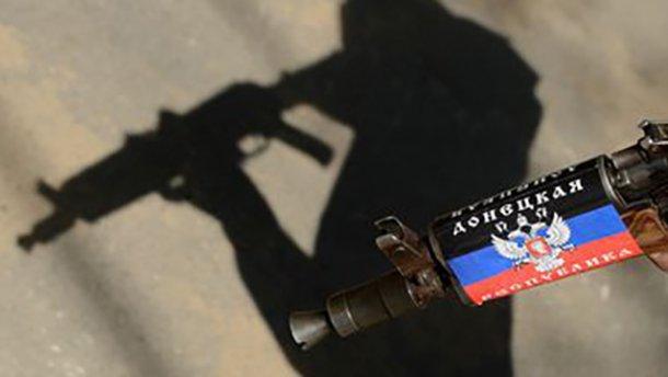 Боевики взяли украинца в заложники