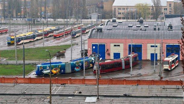 В трамвайном депо произошел взрыв: погиб машинист