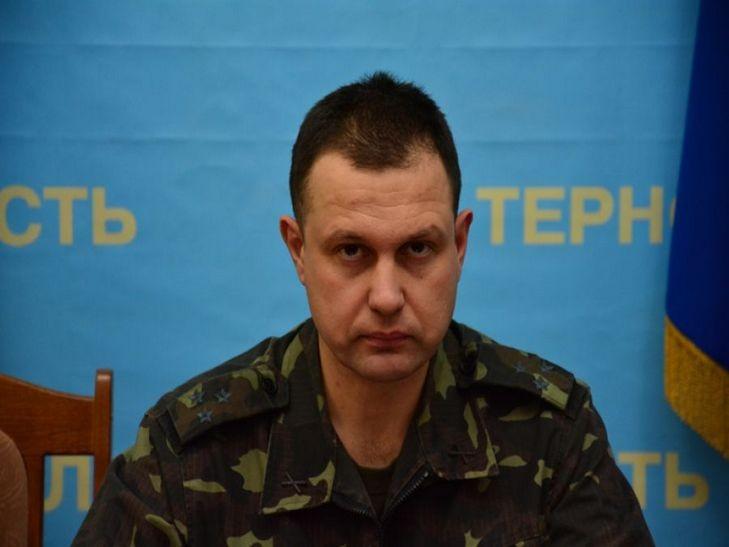 На взятке попался главный военный комиссар Тернопольщины