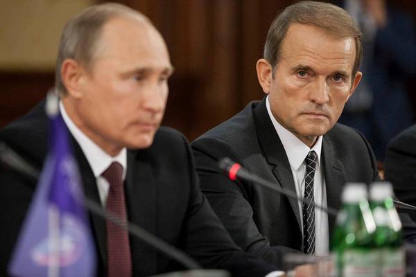 Геннадий Москаль ошеломил рассказом о кума Путина Медведчука — такого никто не ожидал