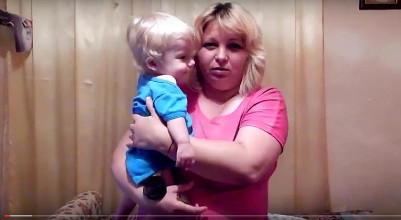 Помогите маленькому Николайчику с Иршава выжить (ВИДЕО)