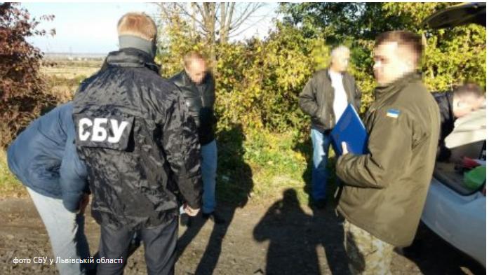 Львовский суд установил рекорд залога для задержанных на взяточничестве депутатов
