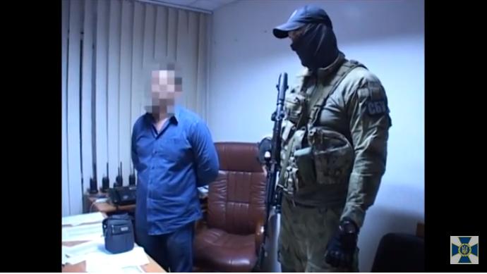 Подполковник и майор полиции задержаны на взятке в Днепре (ВИДЕО)