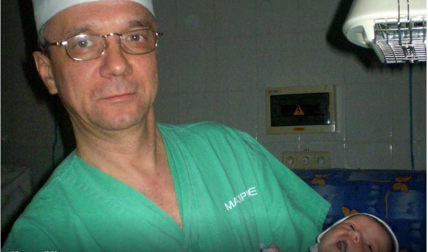 Не стало известного украинского врача, который возвращал к жизни тысячи маленьких пациентов