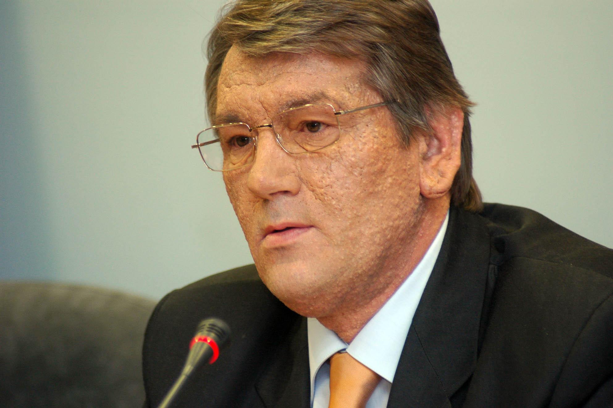 Гриценко: Ющенко меня уволил с должности министра из-за того, что я не дал земли его сыну