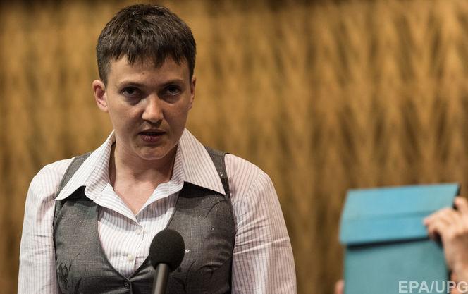 Стало известно зачем Савченко ездит в Москву, украинцы разочарованы