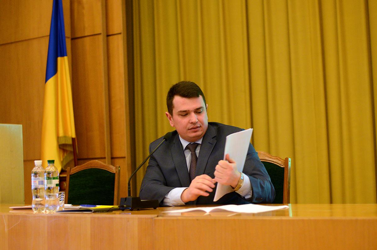 Декларация главного антикоррупционера: чем владеет директор НАБУ