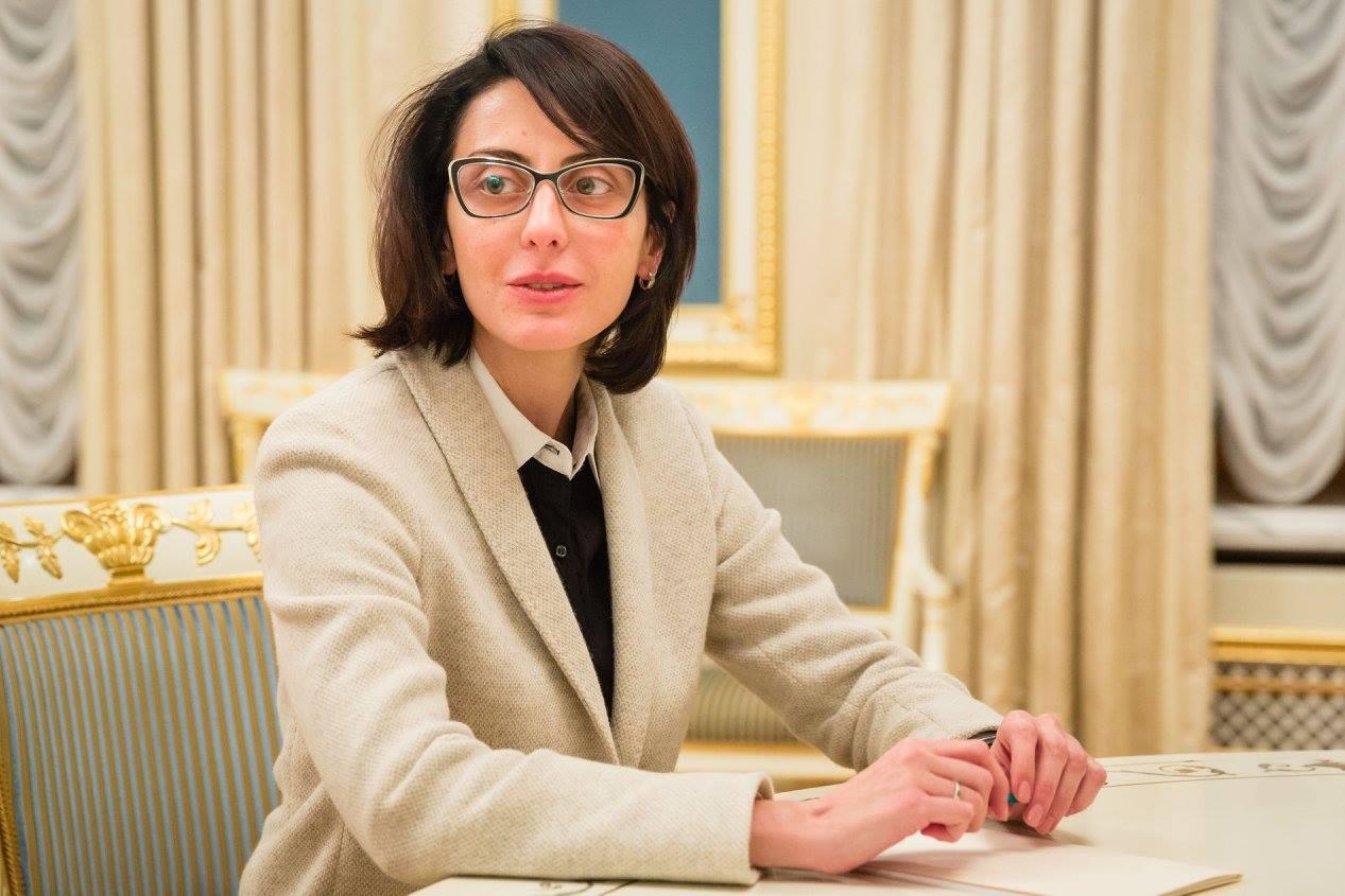 Деканоидзе задекларировала три квартиры в Грузии
