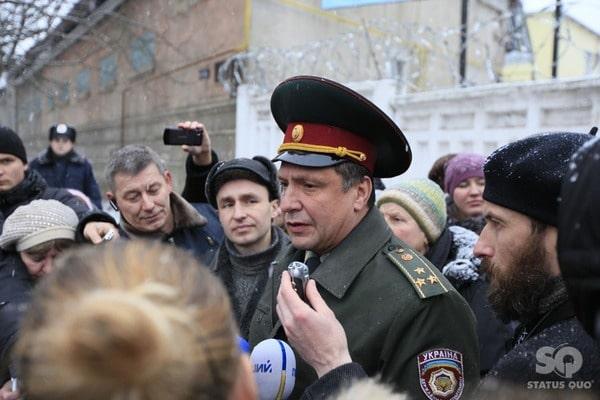 Застрелился экс-начальник колонии, в которой содержали Тимошенко