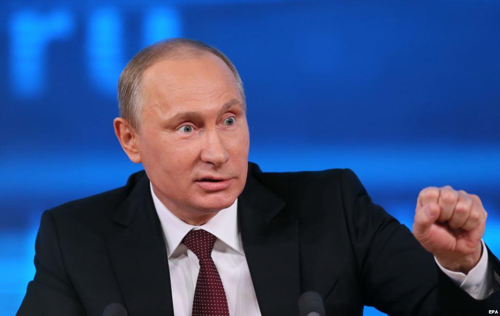 Путин публично унизил американок