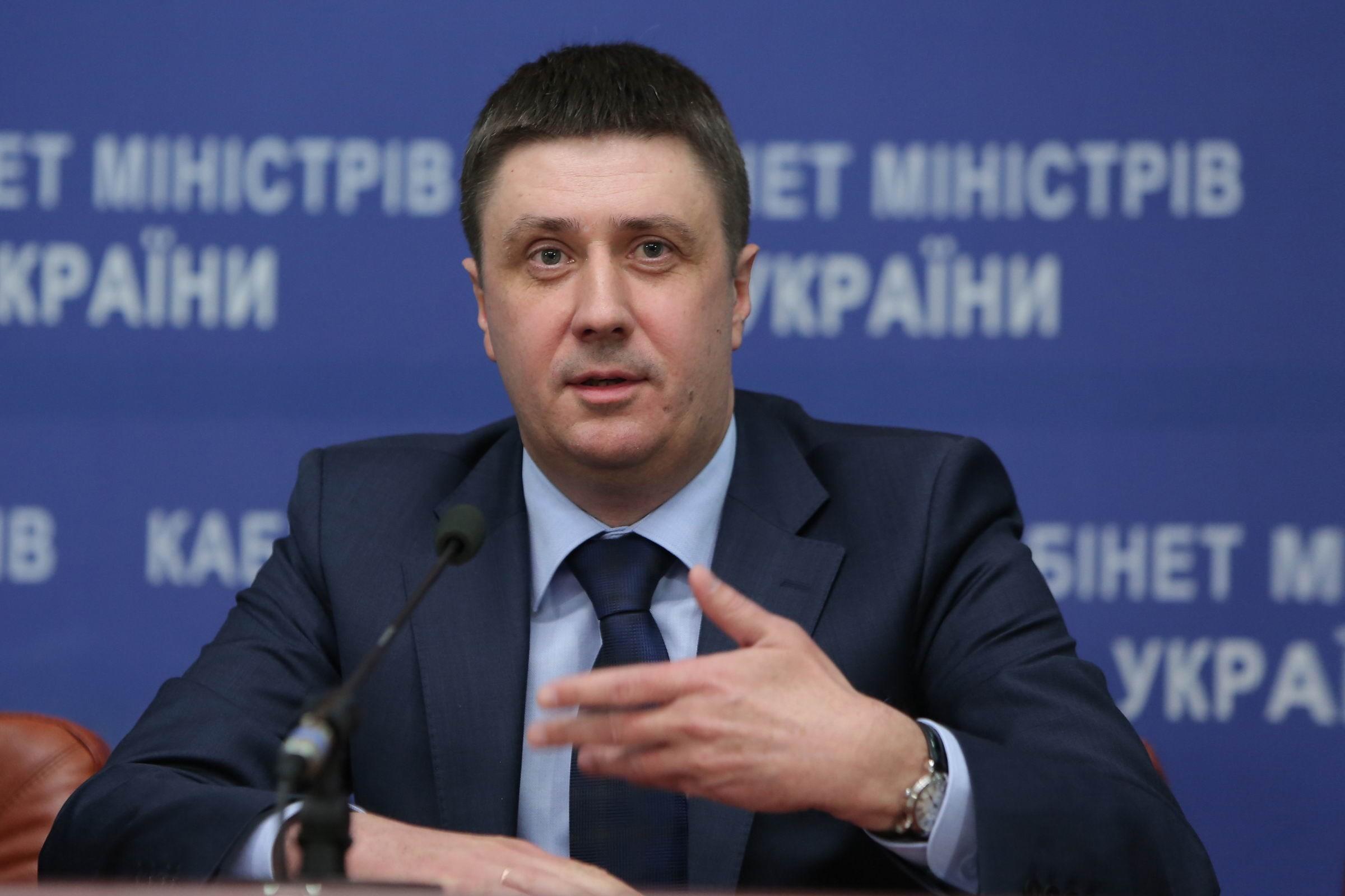 Вице-премьер Кириленко не захотел меняться часами со студентом