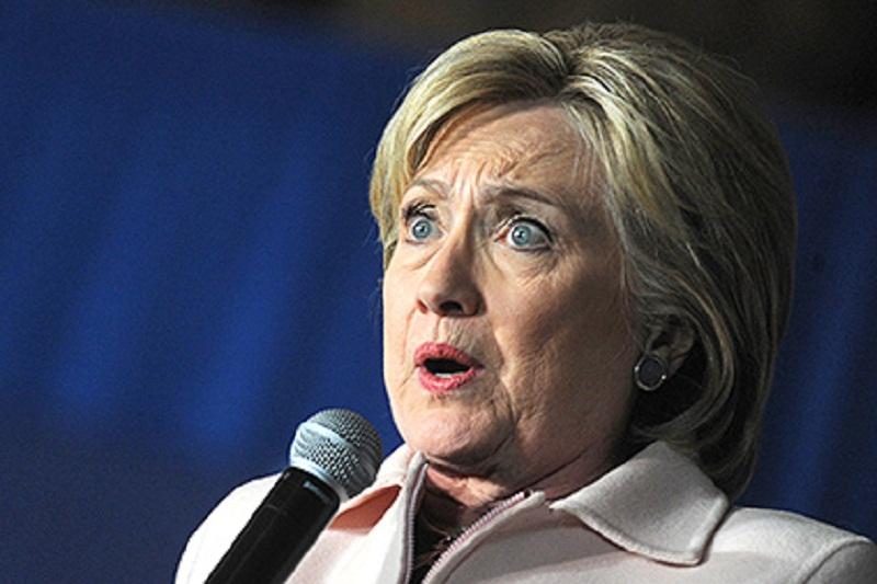 Вся сеть смеется: Клинтон под мухой взорвала весь интернет ( видео)
