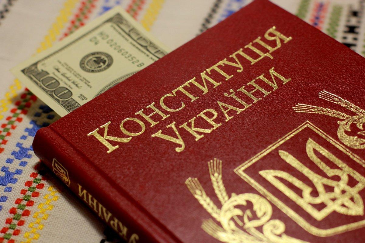 ЕС не верит, что Украина справится с коррупцией