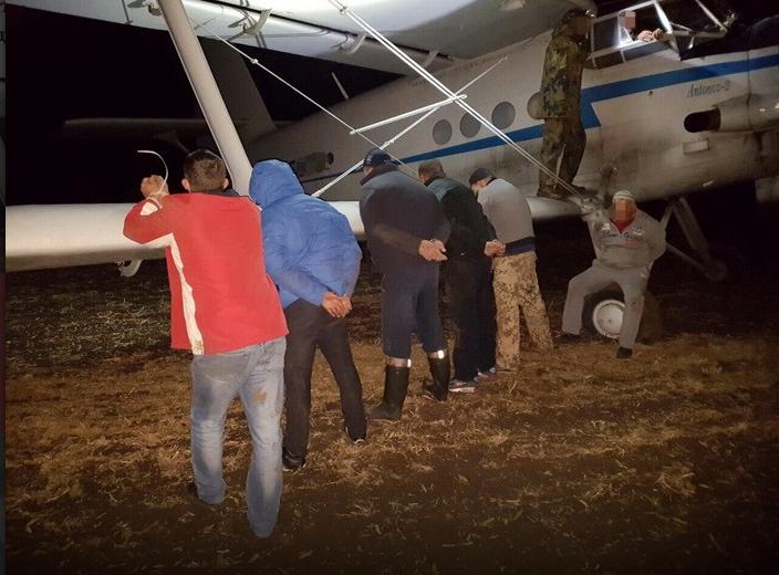 СБУ задержала самолет хмельницких контрабандистов