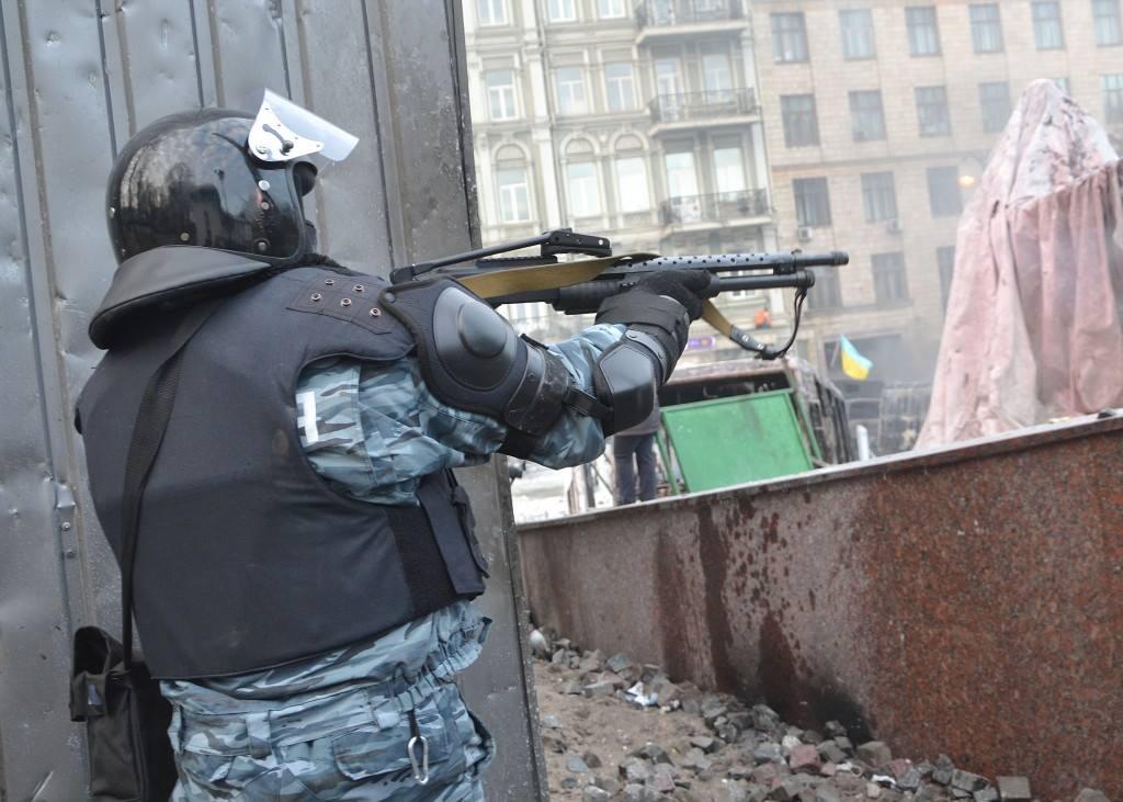 Кто обстреливал майдан: экс — беркутовец назвал все фамилии