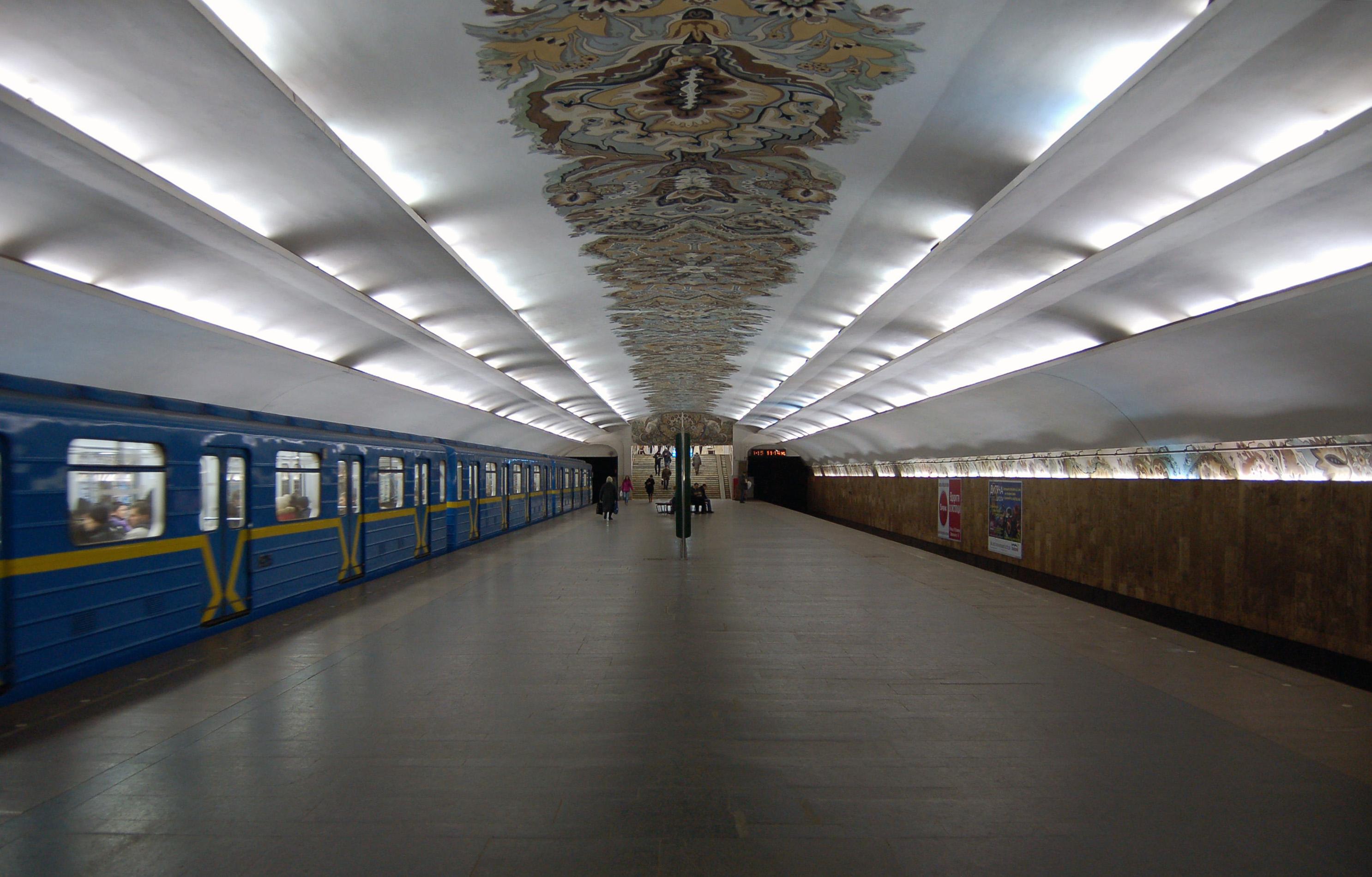 Киевский метрополитен подозревают в «вентиляторном» откате